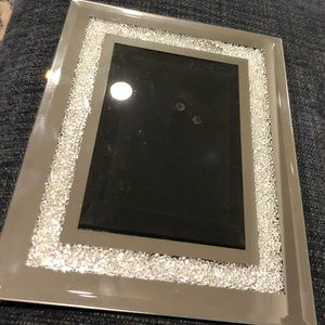 Z Gallerie crystal picture frame